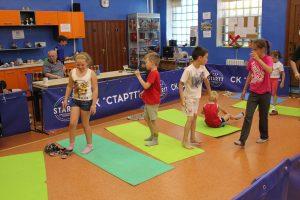 Детская тренировка - младшая группа @ СК СтарТТ